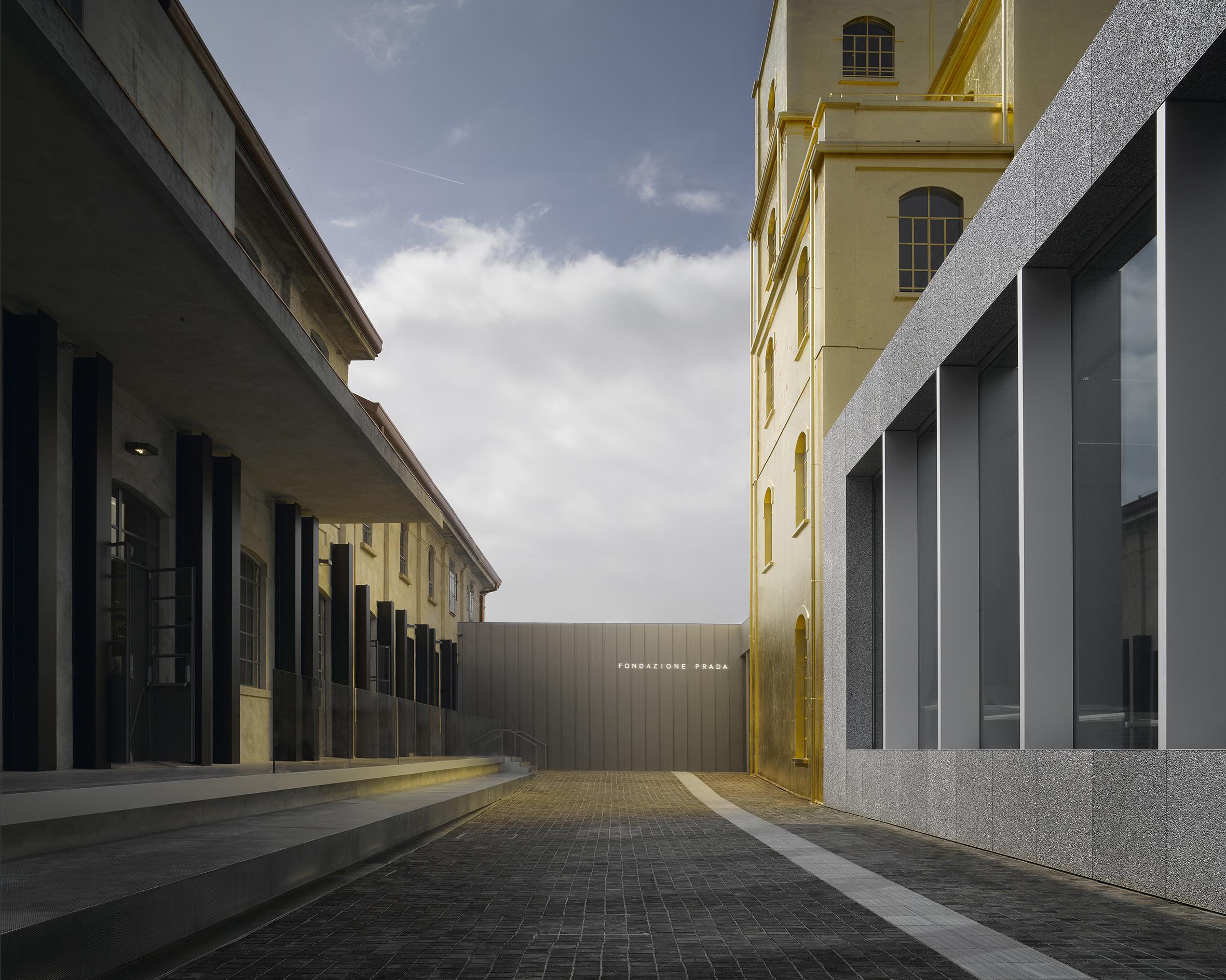 The Fondazione Prada.