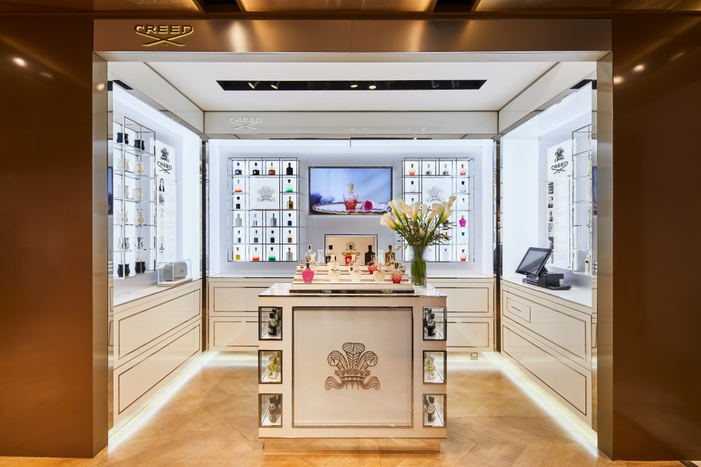 Harvey Nichols, The Fragrance Room