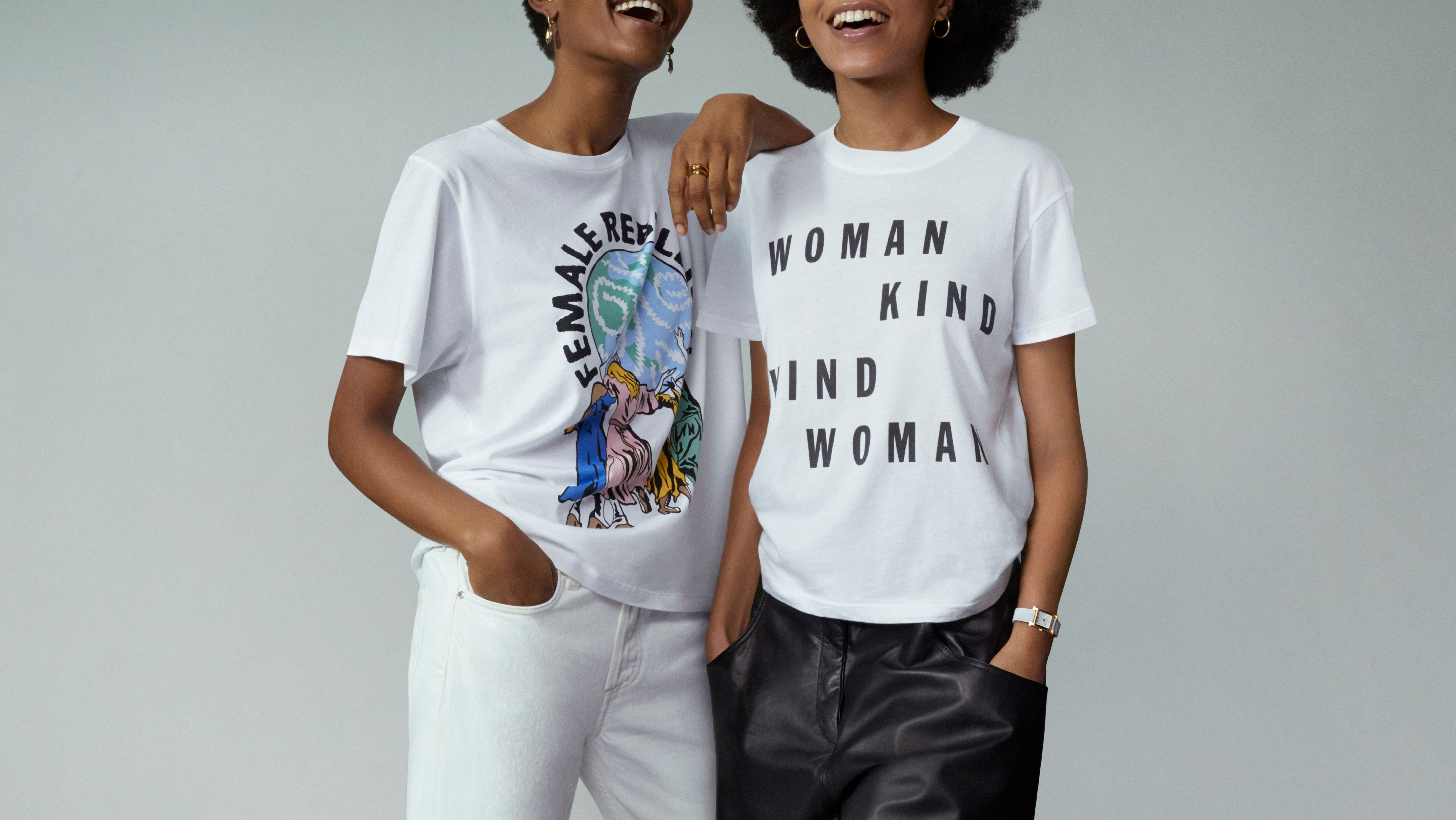 How Fashion Brands Are Celebrating International Women's Day 2020