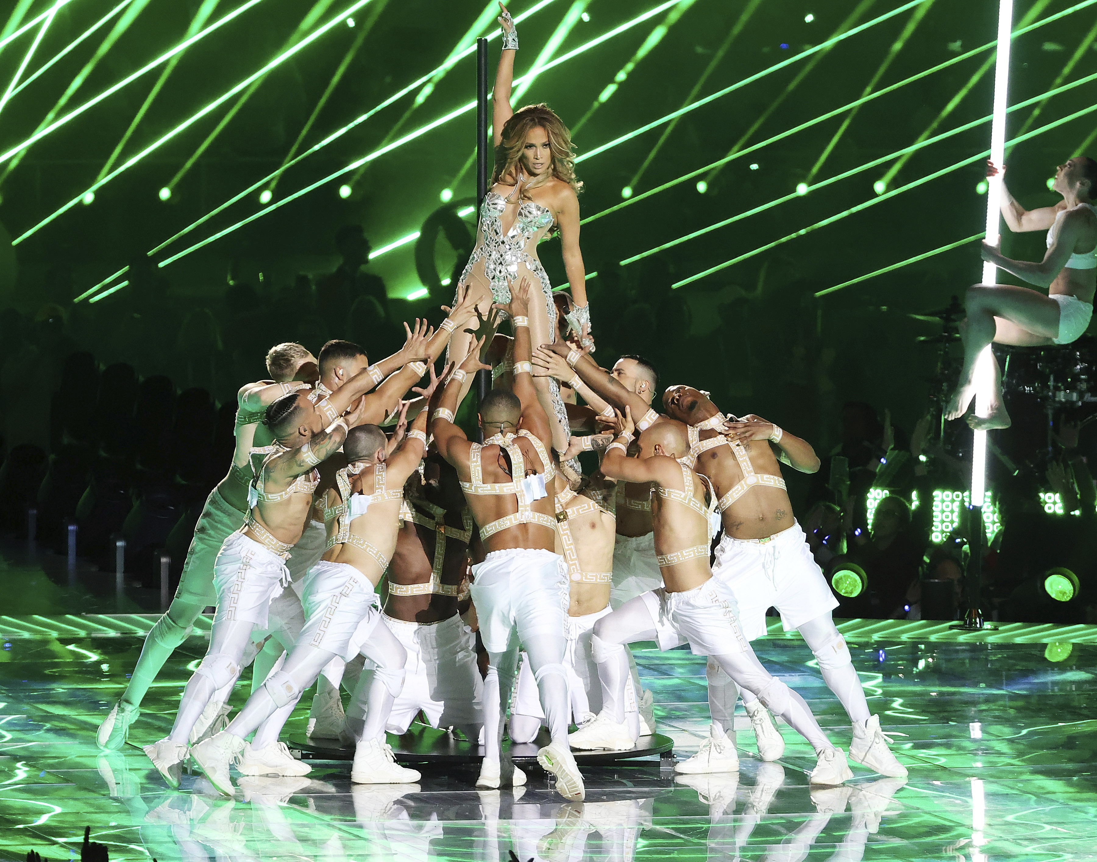Jennifer Lopez and Shakira's Super Bowl Halftime Show Fashion Breakdown