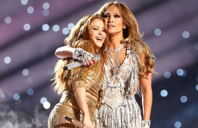 J.Lo and Shakira Super Bowl Halftime Show Recap