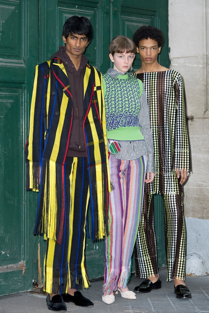 Kenneth Ize - Preview RTW-fw20-21