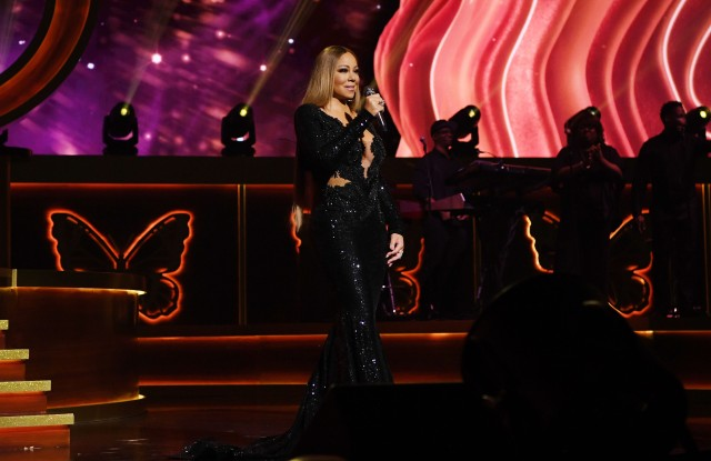 Feb 15 2020Mariah Carey at Caesars ColosseumLas Vegas, NevadaPhotos By Denise Truscello
