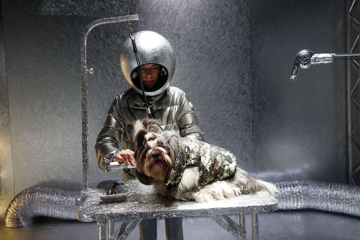 Moncler Genius x Poldo Dog Couture RTW Fall 2020