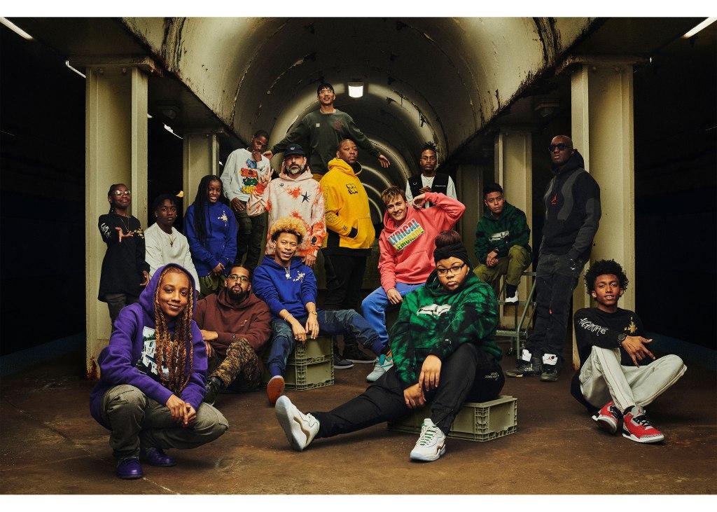Jordan 8x8 collaborators