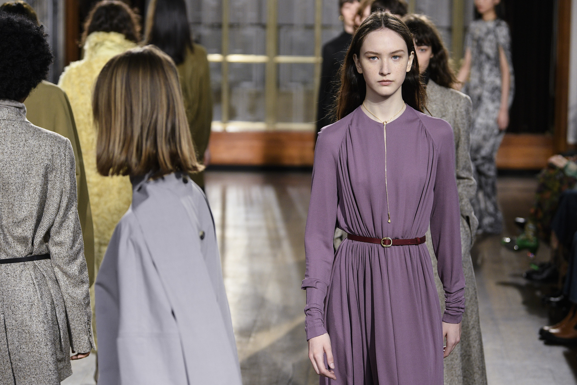 Petar Petrov RTW Fall 2020, photographed in London on 15 February 2020