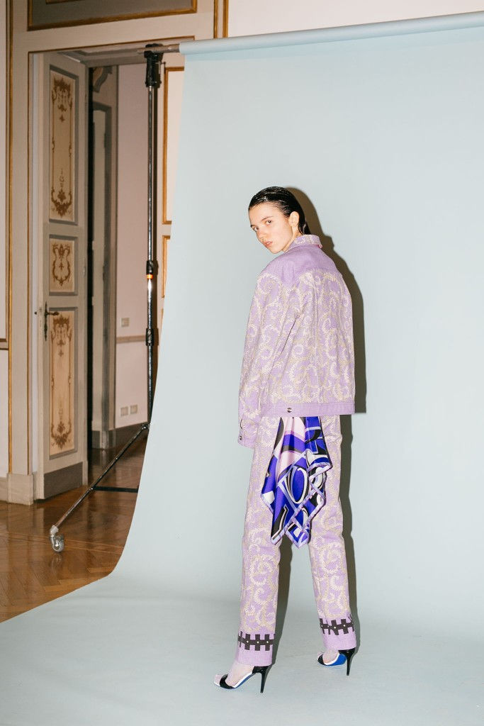 A look from Pucci.