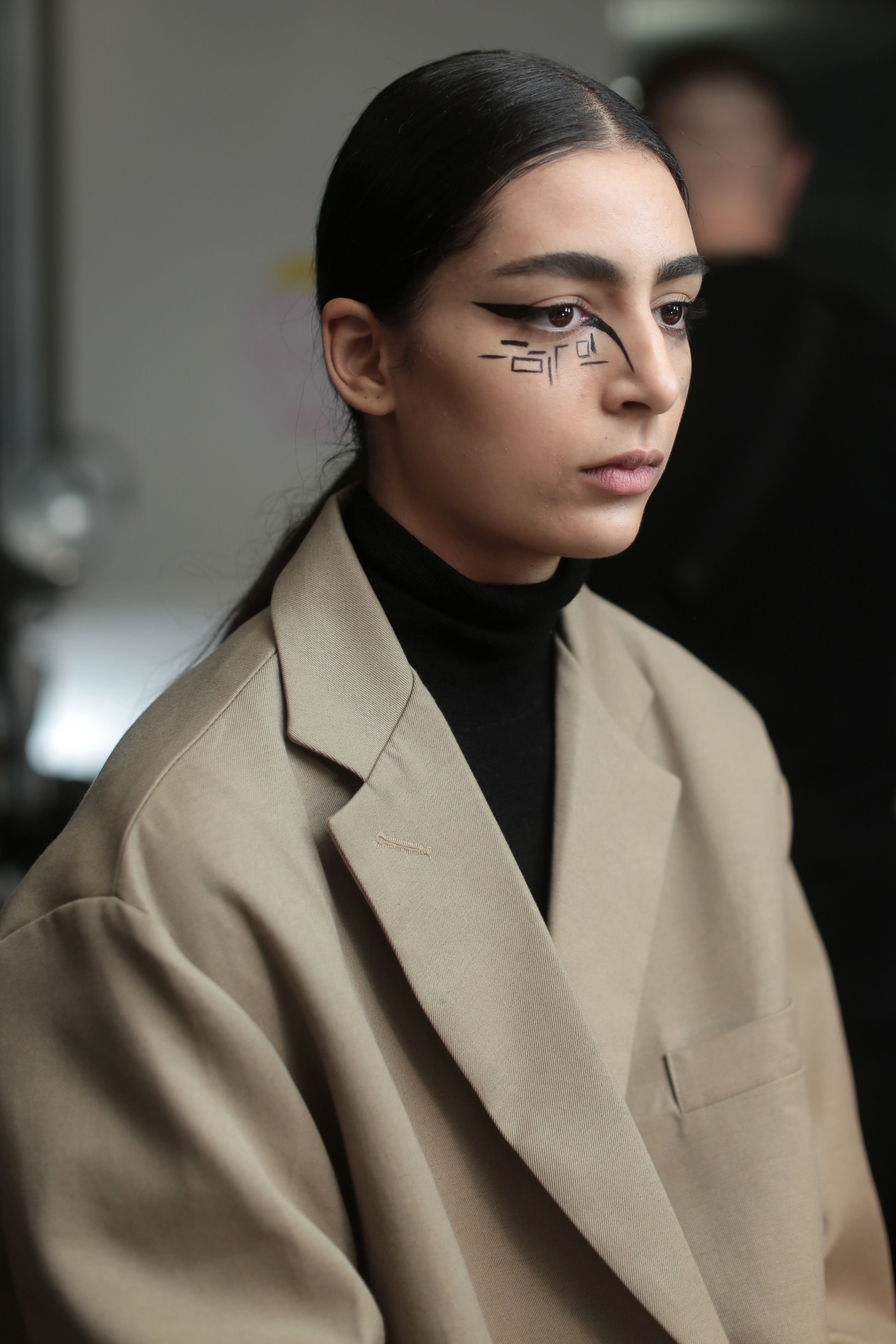 Backstage at Rag & Bone RTW Fall 2020