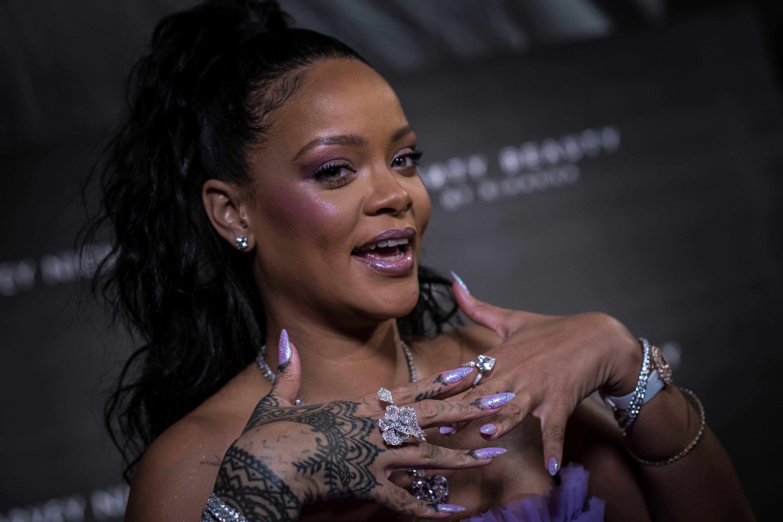 Sex video rihanna Rihanna Sex