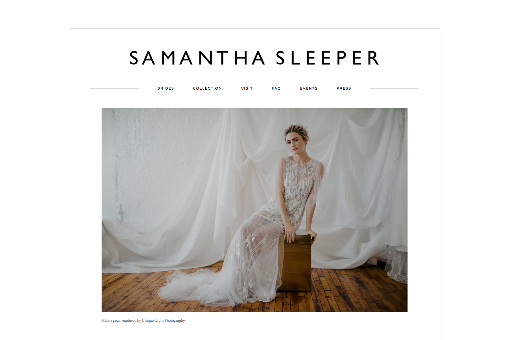 Designer Samantha Sleeper Discusses Controversy Over Former Cooper Hewitt Director's Wedding Dress