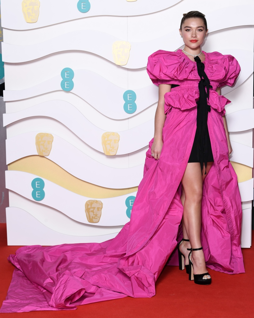 All the Looks From the BAFTA Film Awards 2020 Red Carpet