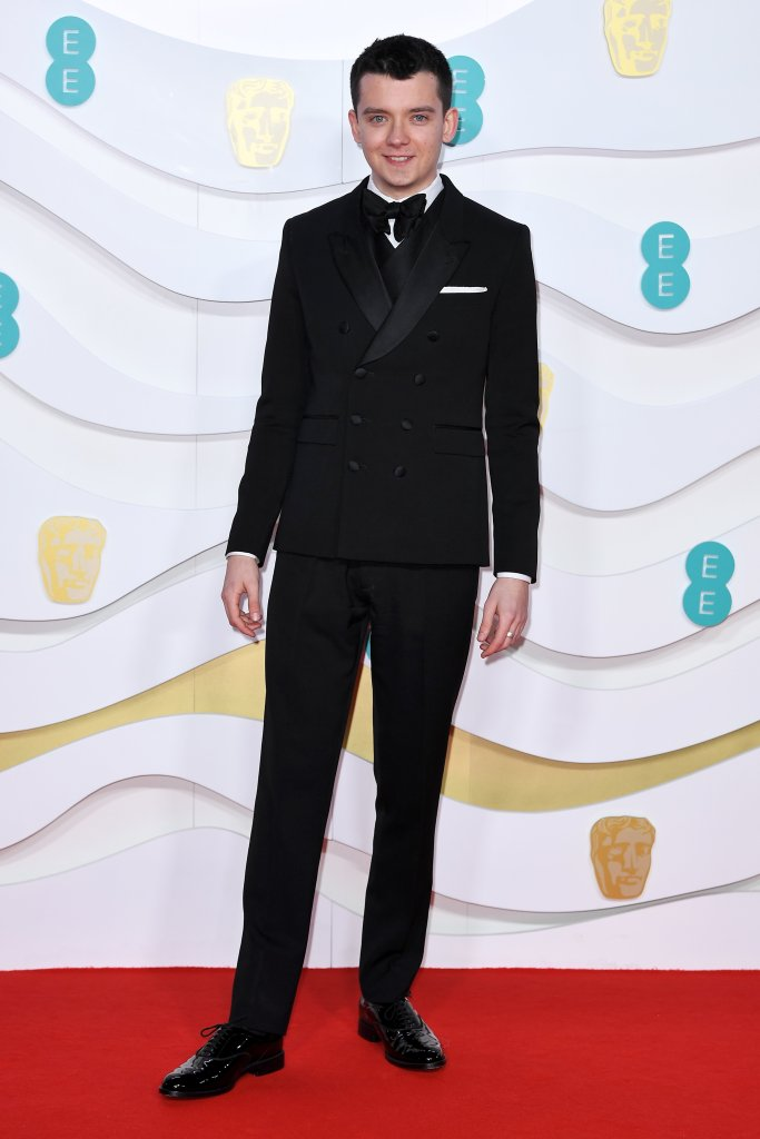 Asa Butterfield73rd British Academy Film Awards, VIP Arrivals, Royal Albert Hall, London, UK - 02 Feb 2020