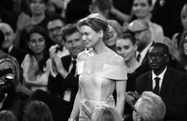 Renée Zellweger at the BAFTAs