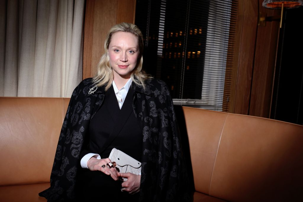 Gwendoline ChristieL'Avenue at Saks first anniversary celebration, New York Fashion Week - 04 Feb 2020