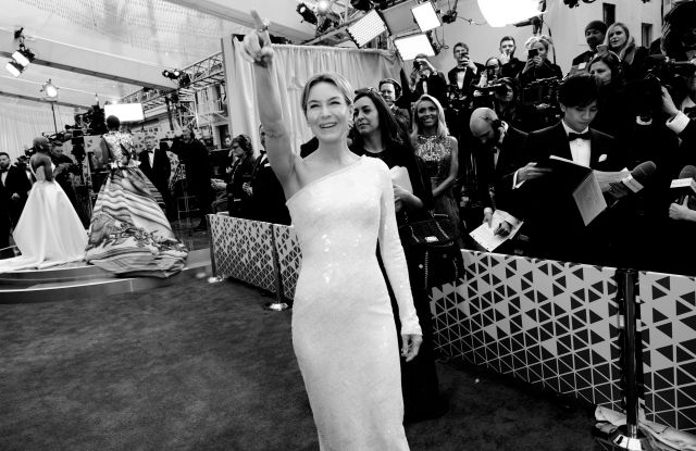 Renee Zellweger92nd Annual Academy Awards, Roaming Arrivals, Los Angeles, USA - 09 Feb 2020