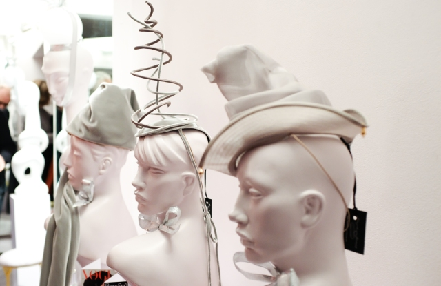 Stephen Jones Millinery Presentation during London Fashion Week