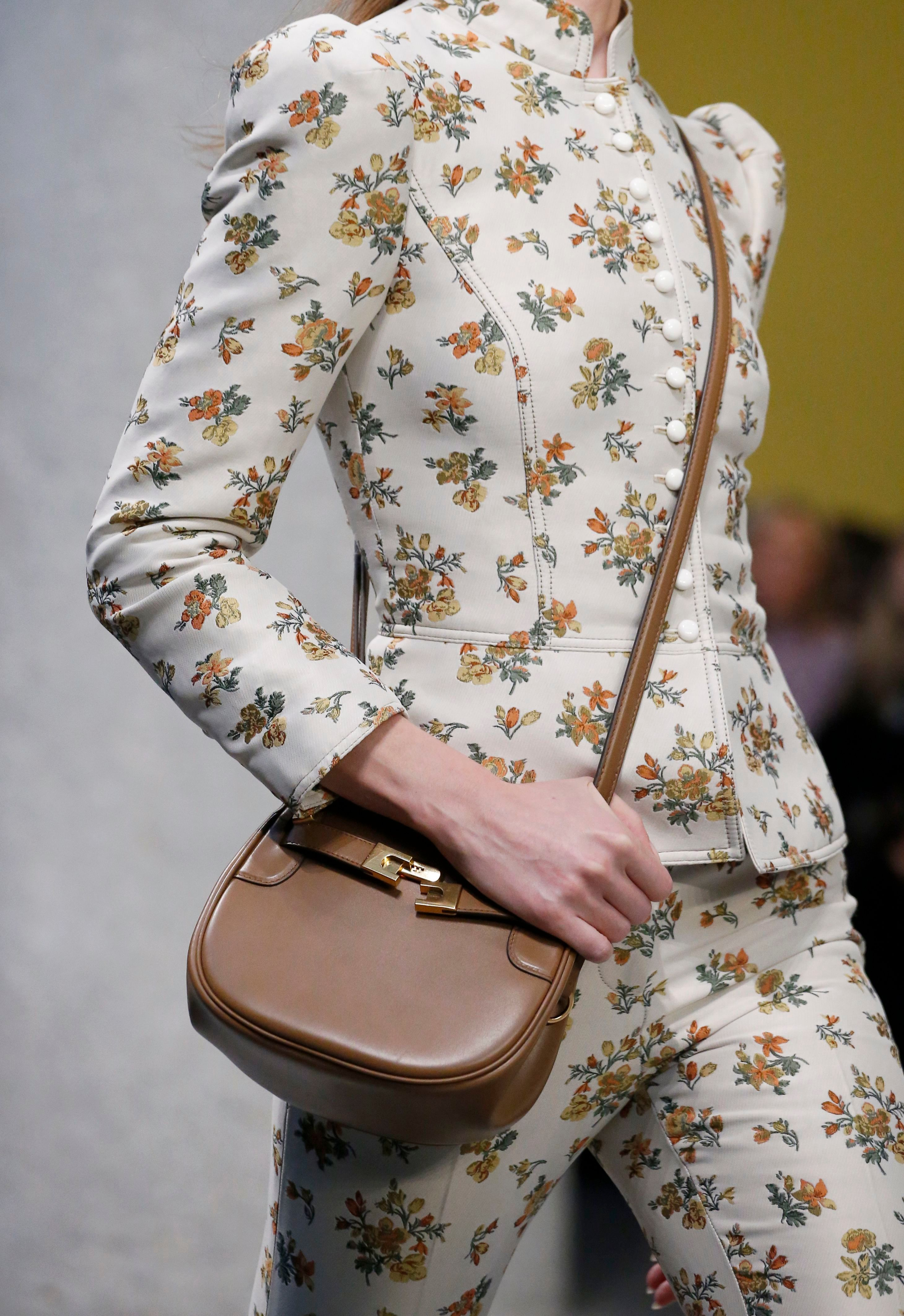 Details at Tory Burch RTW Fall 2020