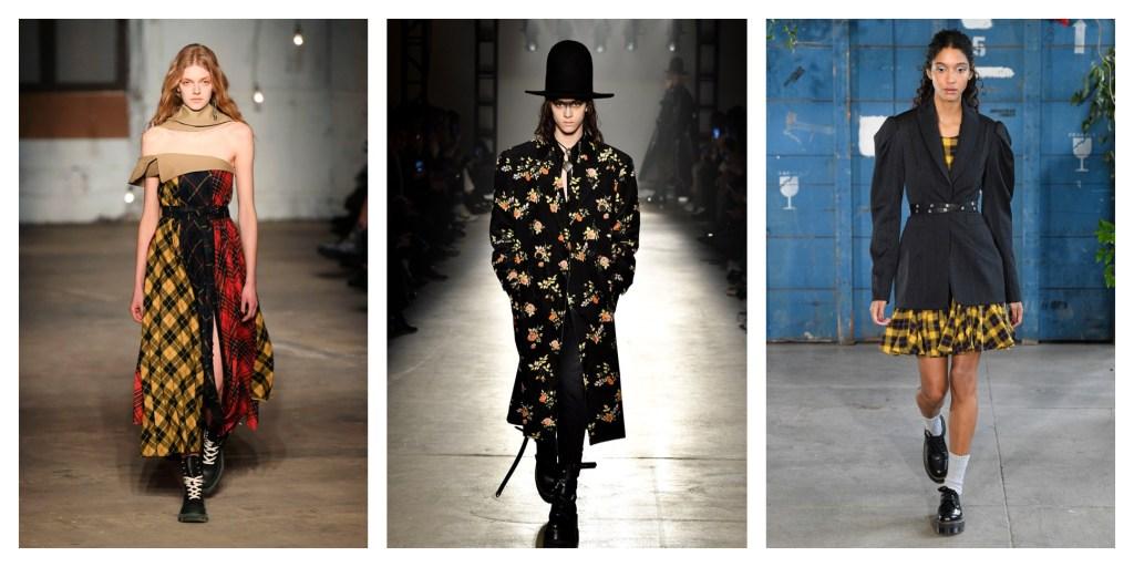 NYFW Fall 2020 Fashion Trend: Uptown Punk