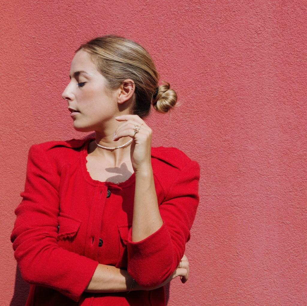 Lil Milan's founder Veronica Varetta.
