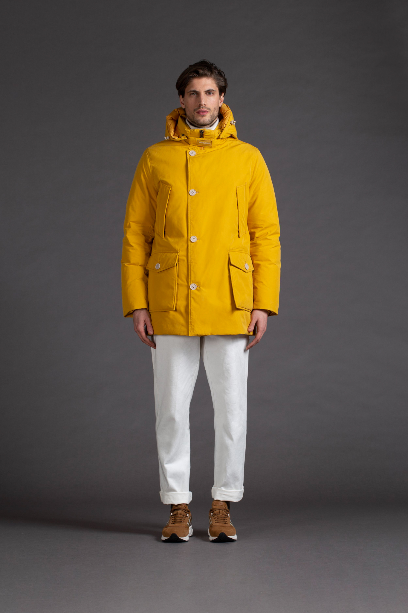 Woolrich Man RTW Fall 2020