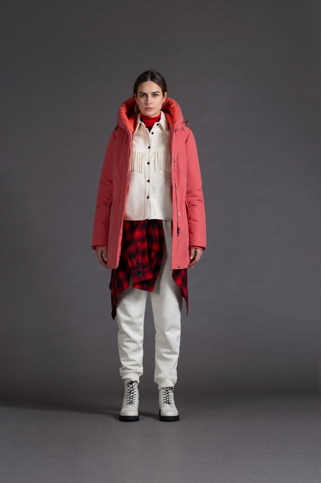 Woolrich Woman RTW Fall 2020