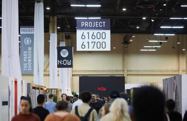 The Project trade show.