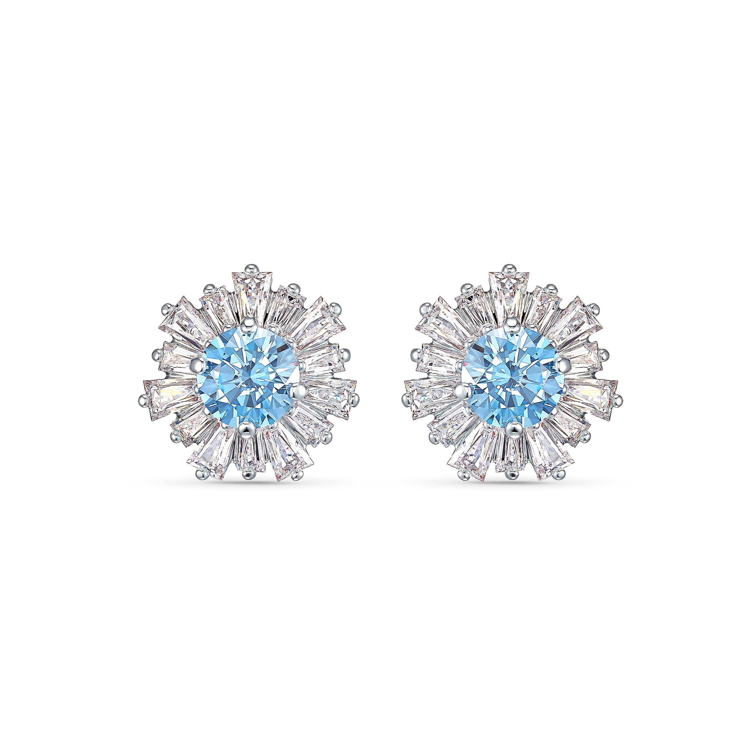 Swarovski anniversary earrings