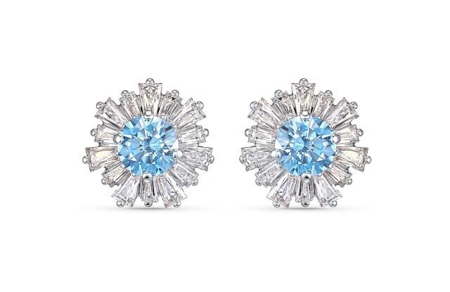 Swarovski anniversary earrings