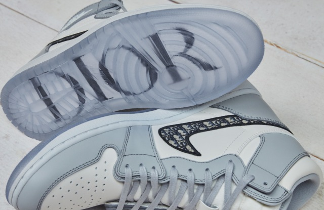 The Air Jordan 1 High OG Dior