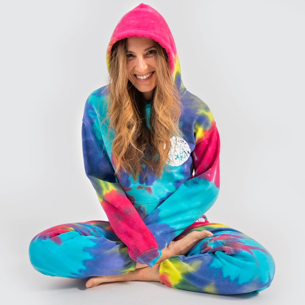 Baked by Melissa Releases Tie-Dye Loungewear Collection