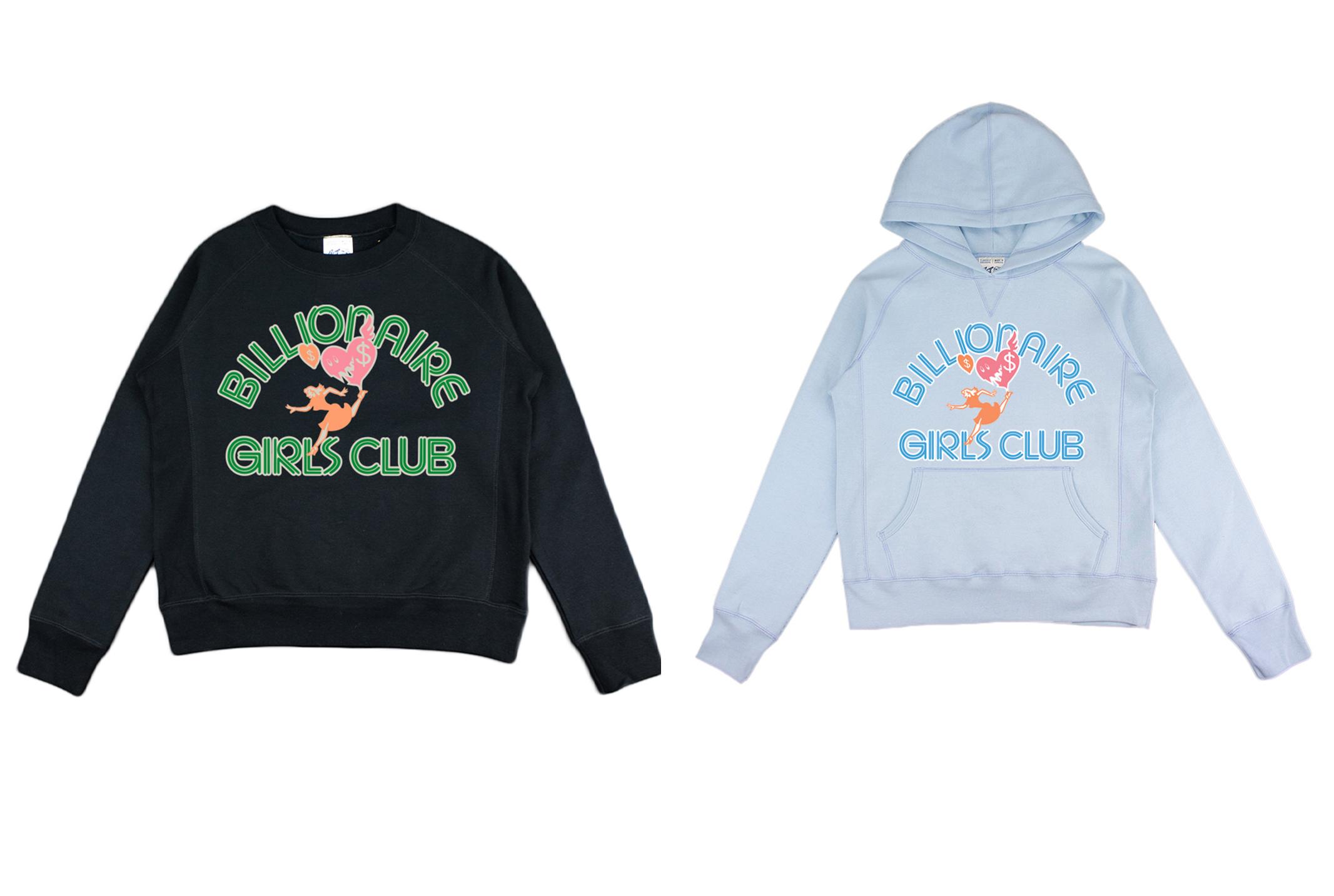 Billionaire Girls Club