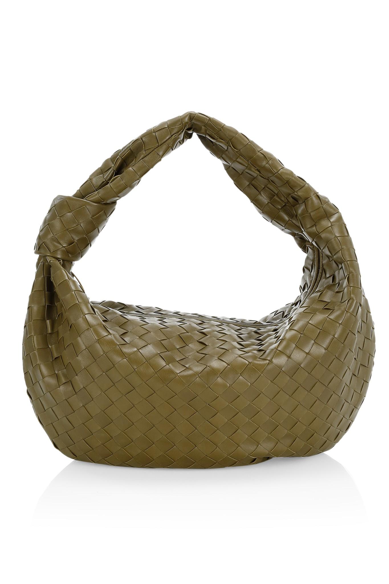 Bottega Veneta Jodie leather bag.