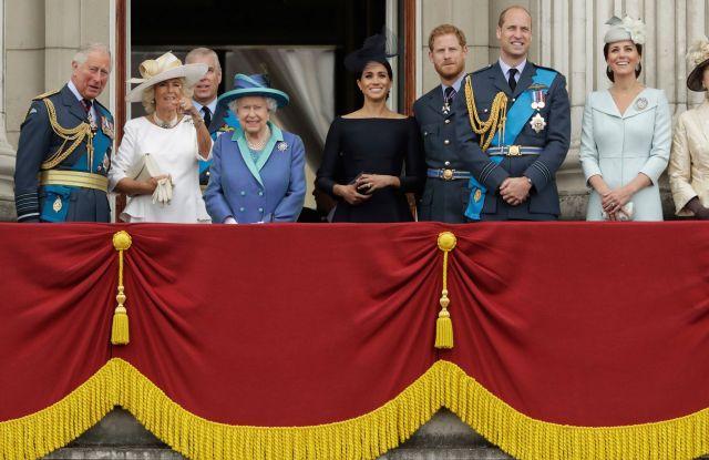 How the British Royal Family Is Reacting to the Coronavirus Pandemic