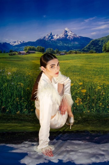 Danielle Guizio RTW Fall 2020