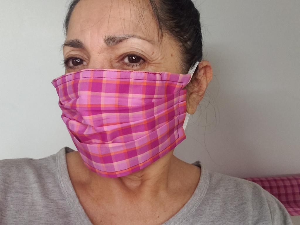 Dara Lamb face masks