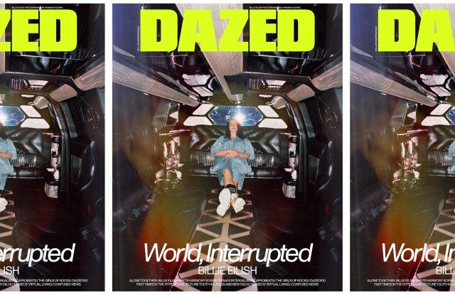 Dazed magazine lifted its digital paywall.