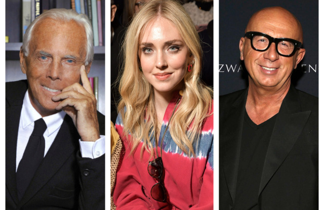 Fashion Designers, Influential Figures Raise Funds to Fight Coronavirus