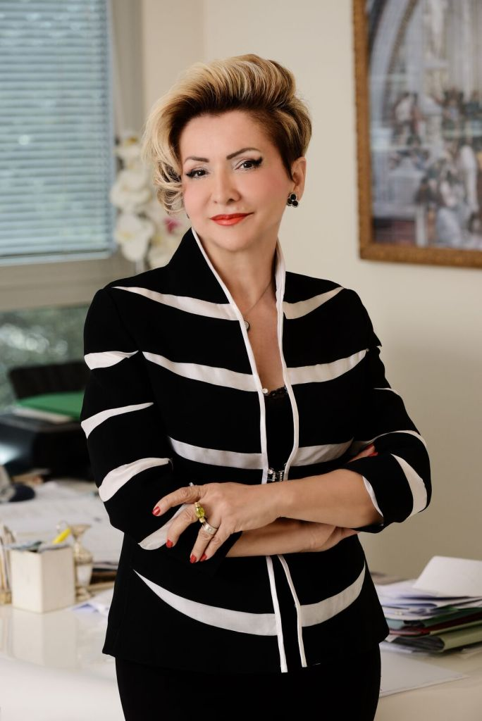Federorafi president Ivana Ciabatti