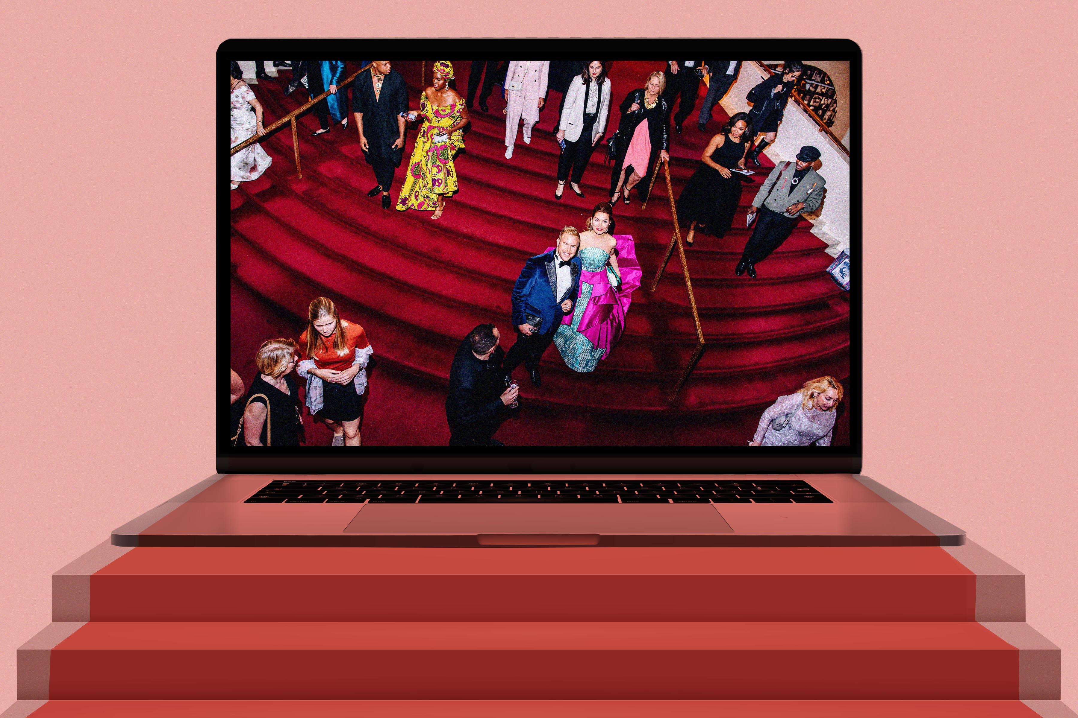 Virtual galas are an innovative concept.