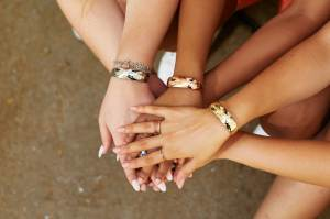 Flare bracelets
