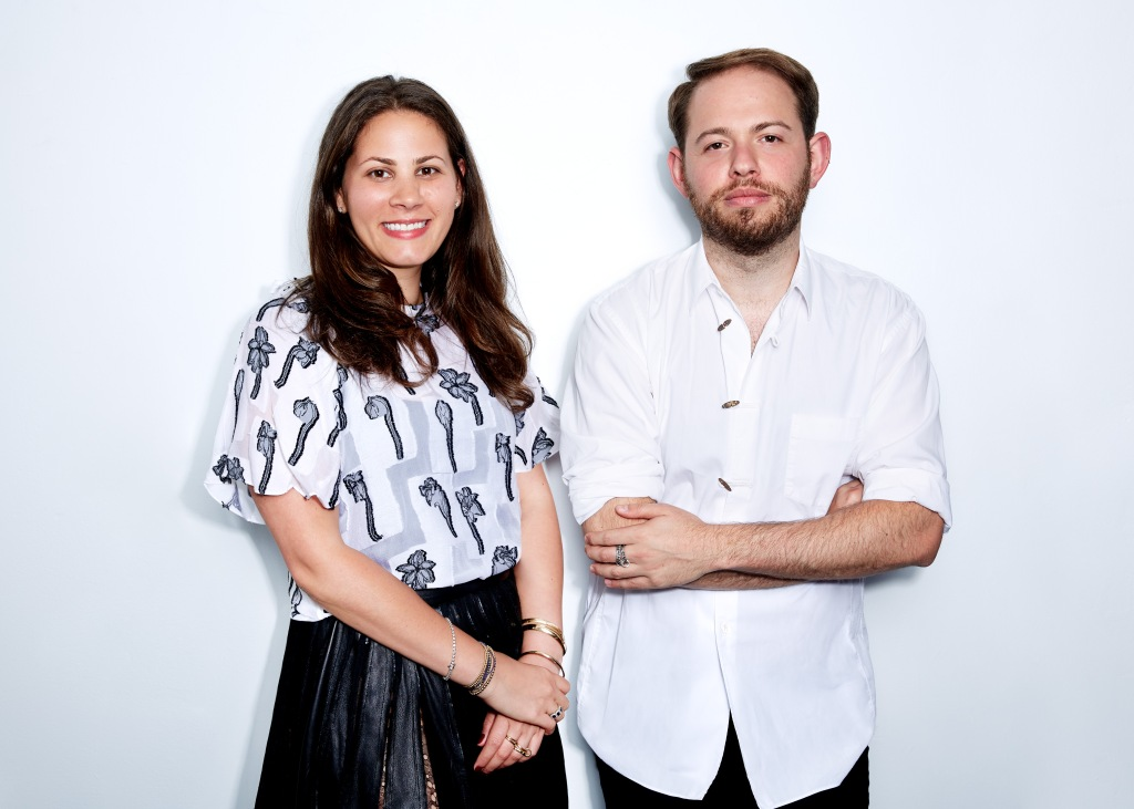 Sarah Leff and Jonathan Cohen