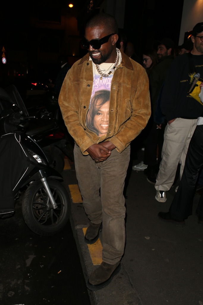 Kanye WestYeezy show, After Party, Fall Winter 2020, Paris Fashion Week, France - 02 Mar 2020