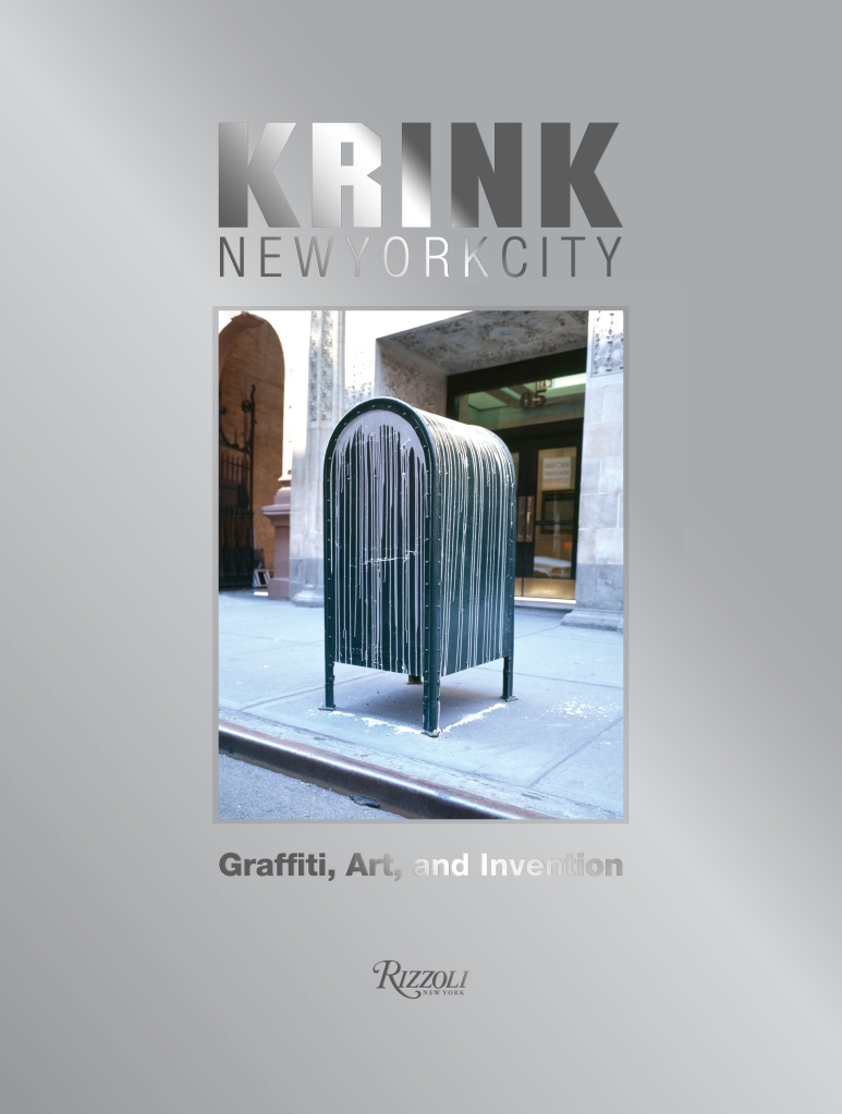 "Book cover of ""Krink"""