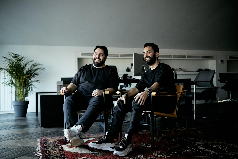 Les Benjamins - Bunyamin Aydin and Fethi Sabancı Kamışlı