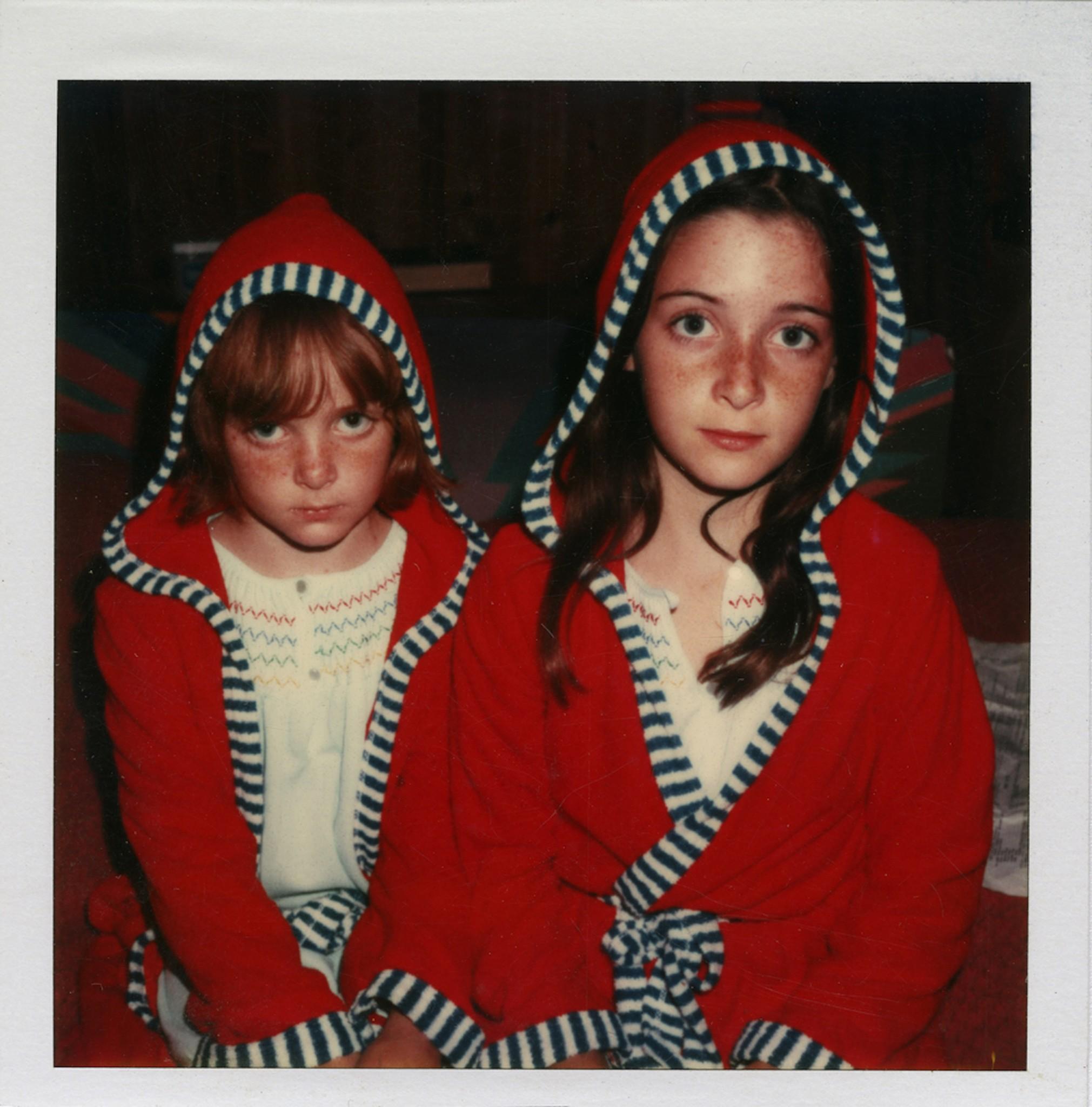 "Polaroids from Linda McCartney's exhibit ""The Polaroid Diaries"" at C/O Berlin."