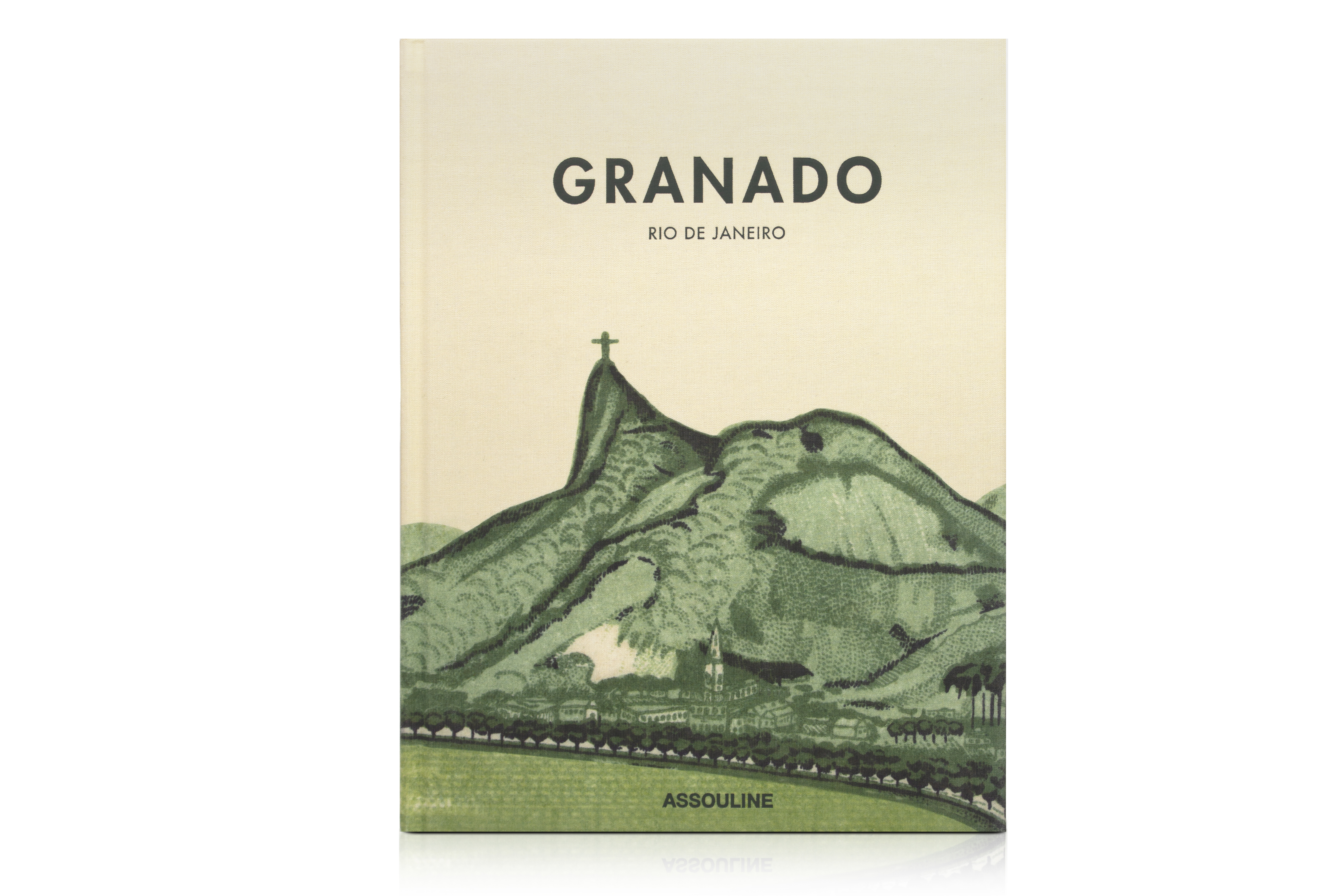 Granado's book published by Assouline.