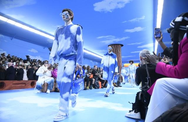 Louis Vuitton Men's Fall 2020 show