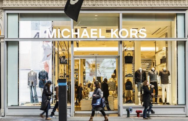 Michael Kors store