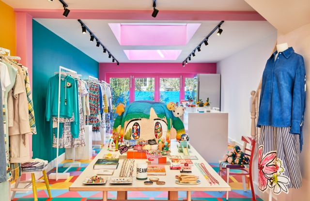 Mira Mikati's new London store