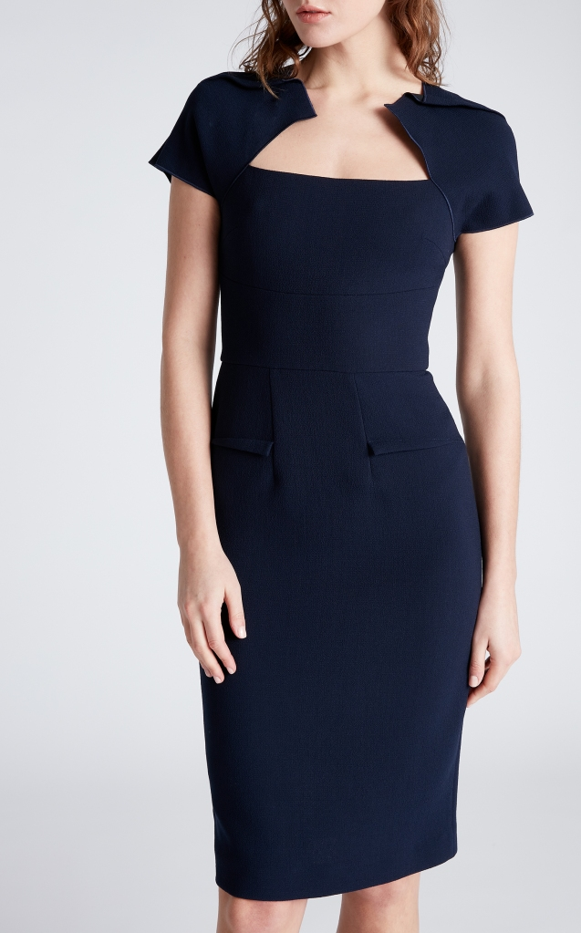 Roland Mouret's dress for The Biltmore in London.